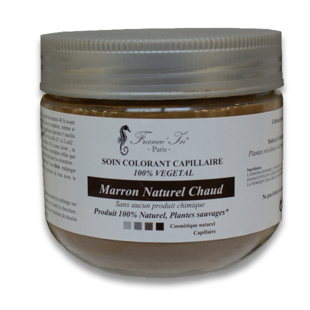 soins colorants 100% naturels marron_naturel_chaud-coloration-france-in-paris